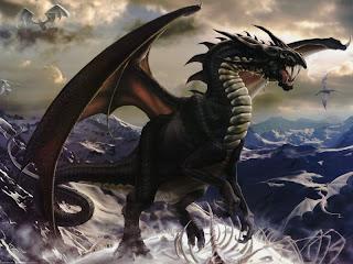 Dragon fuerte en el  cielo  y imparable en la tierra