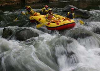 songa rafting rent car