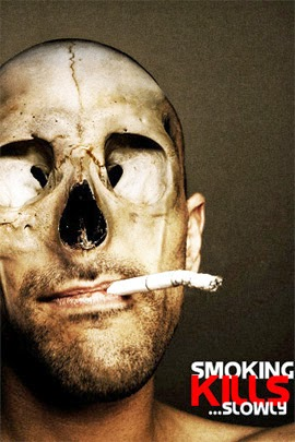 Smoking kills slowly