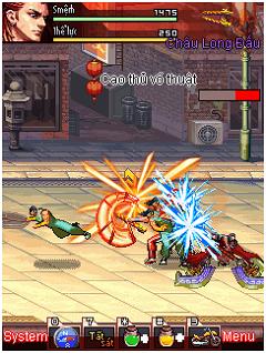 game vua kungfu