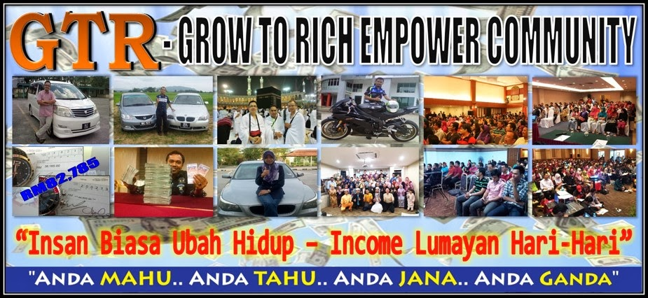 G.T.R - GROW TO RICH EMPOWER COMMUNITY