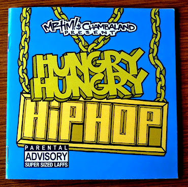 HUNGRY HUNGRY HIP HOP!