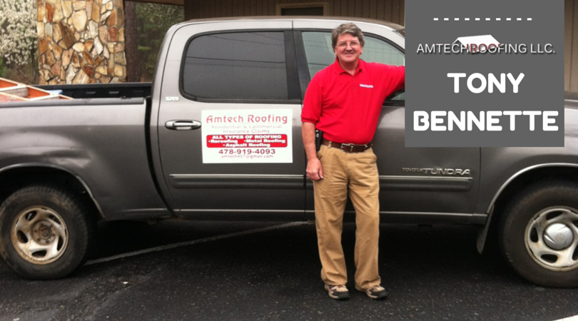 A roofer you can trust in Warner Robins Georgia