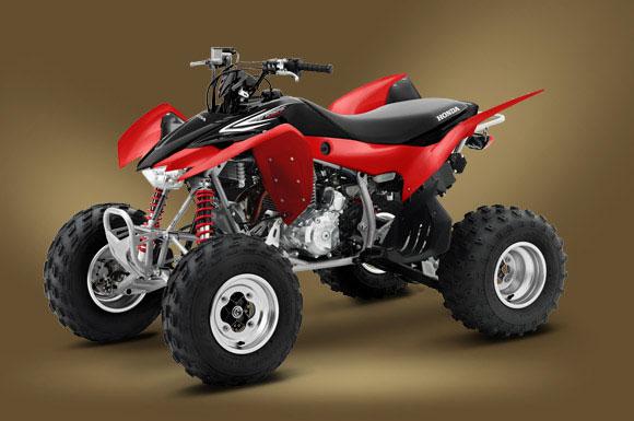 2012 Honda ATV TRX400X