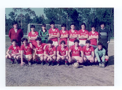 Tempada 84/85 equipo xuvenil liga Galega