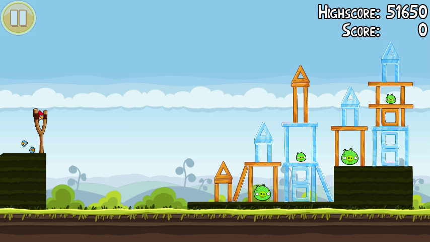 Angry Birds 4-19 Mighty Hoax