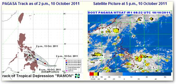 tropical storm ramon october update