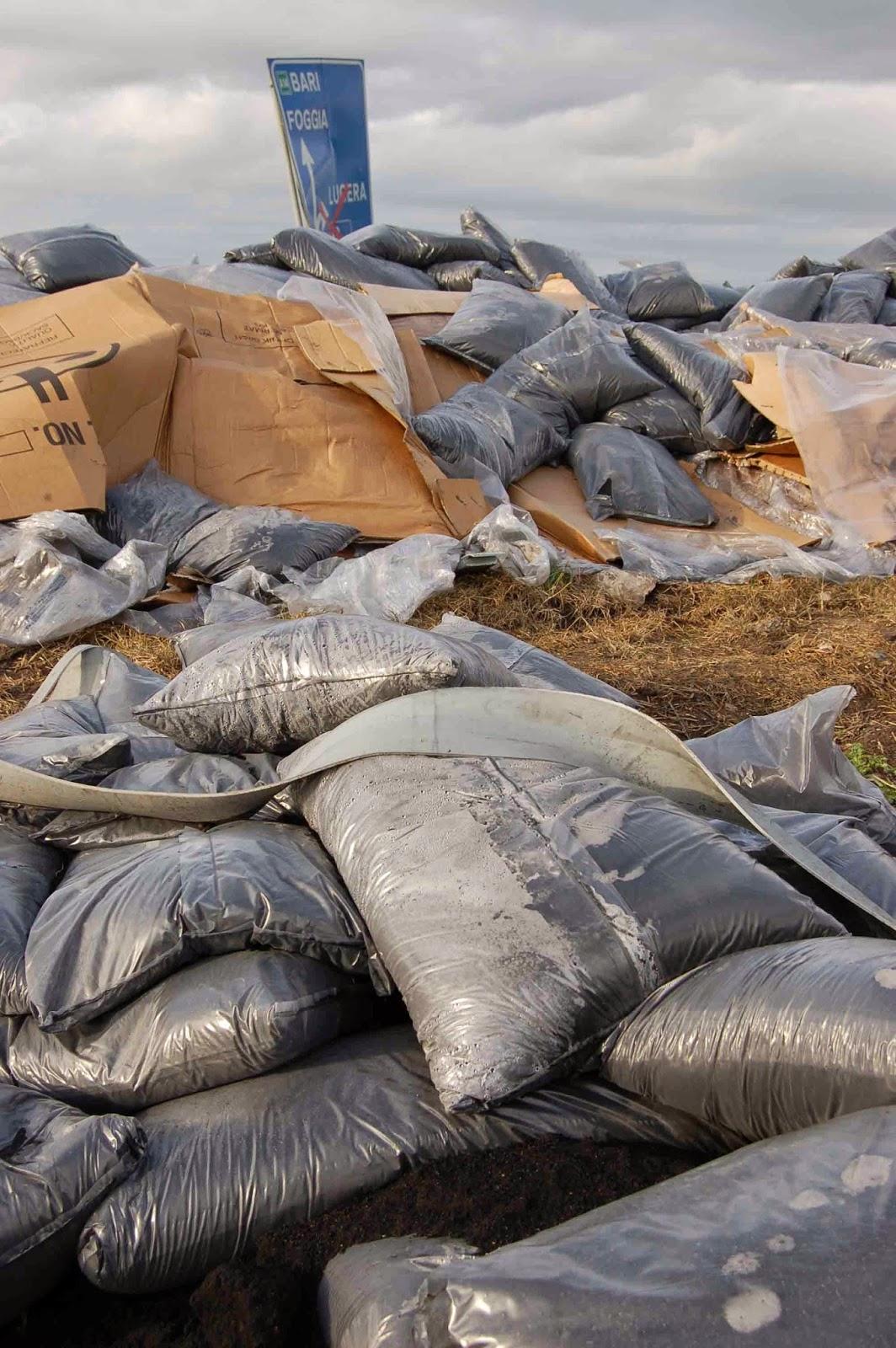 Altrainformazione ecomafie ilva rifiuti pericolosi for Luoghi abbandonati nord italia