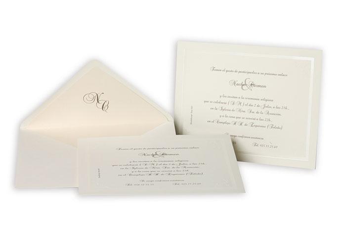 INFOCOPY Invitaciones, detalles y fotografia de Boda: INVITACIONES ...