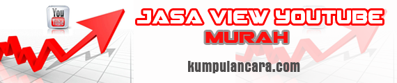 Jasa View Youtube Murah