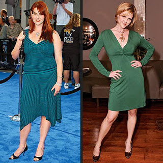 Before and After Sara Rue