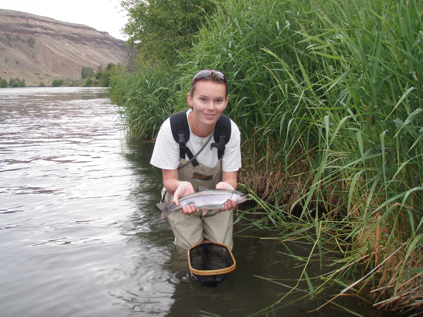 Northwest diy fly fishing fishing the salmon and golden for Diy fly fishing