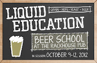Beer School at the Rackhouse Pub