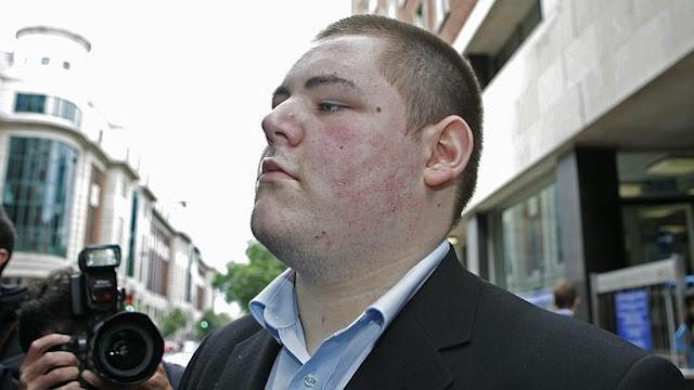 Jamie Waylett detenido por los disturbios de Londres