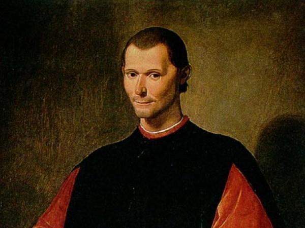 Uma mudança, por Nicolau Maquiavel