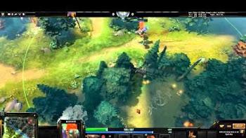 DOTA 2: Cách Stack 3 bãi Creep rừng cùng một lúc