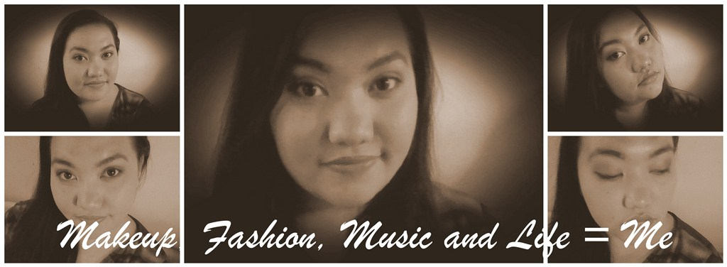 Makeup, Fashion, Music and Life = Me