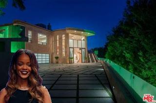 Rihanna's selling her Pacific Palisades Villa
