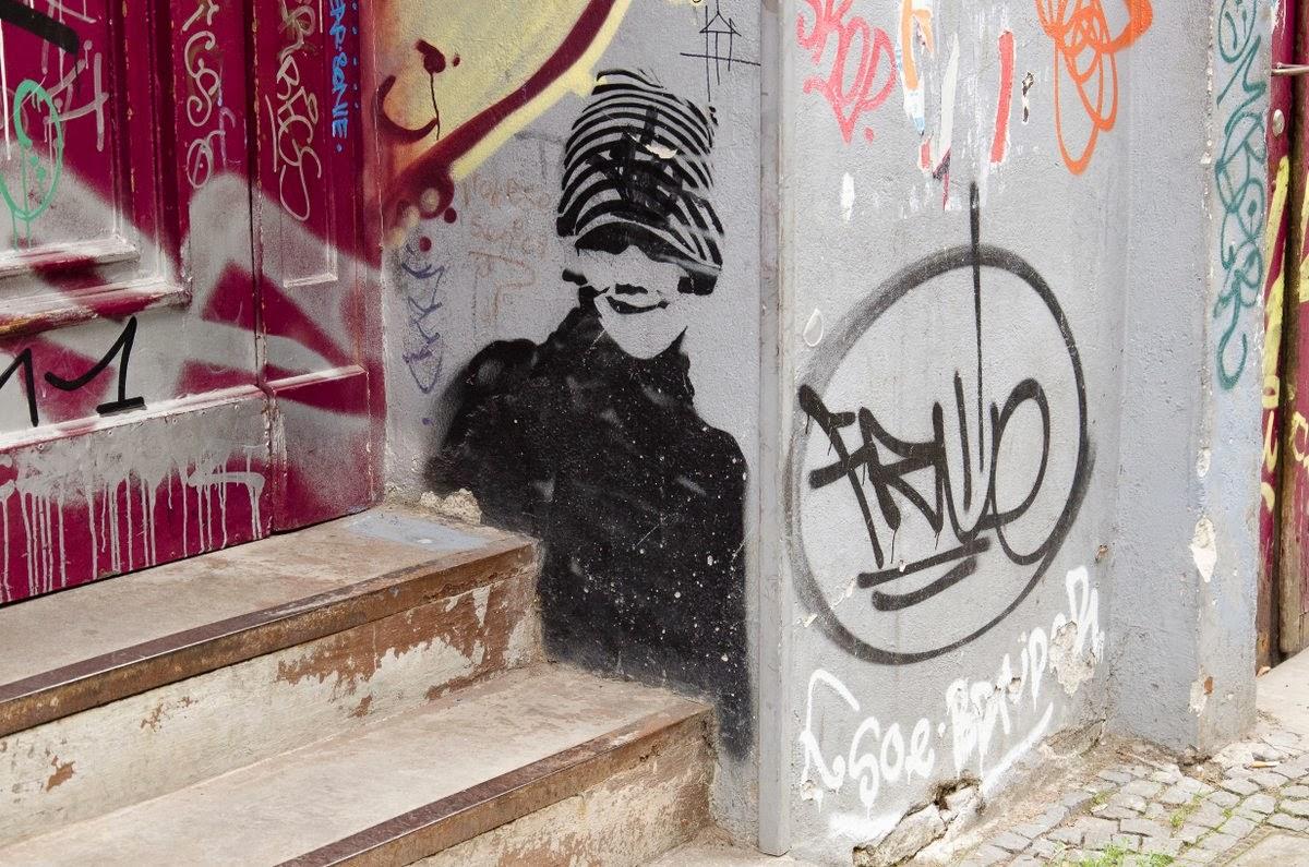 Berlin - street art