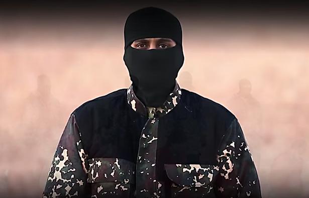 Novo Jihadi John ameaça Reino Unido antes da executar 'espiões britânicos'