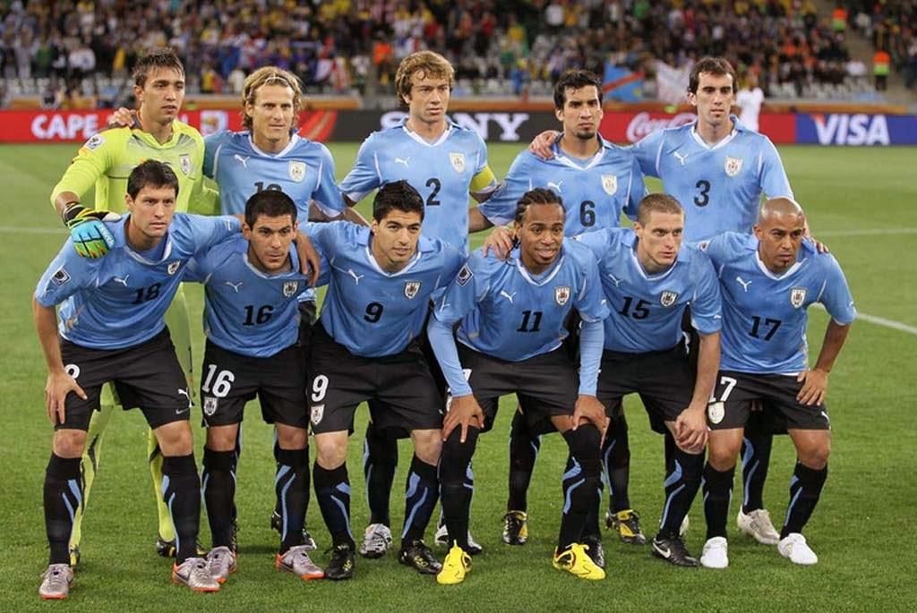 Jepang vs Uruguay
