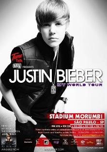 Download Baixar Show Justin Bieber: Live in São Paulo