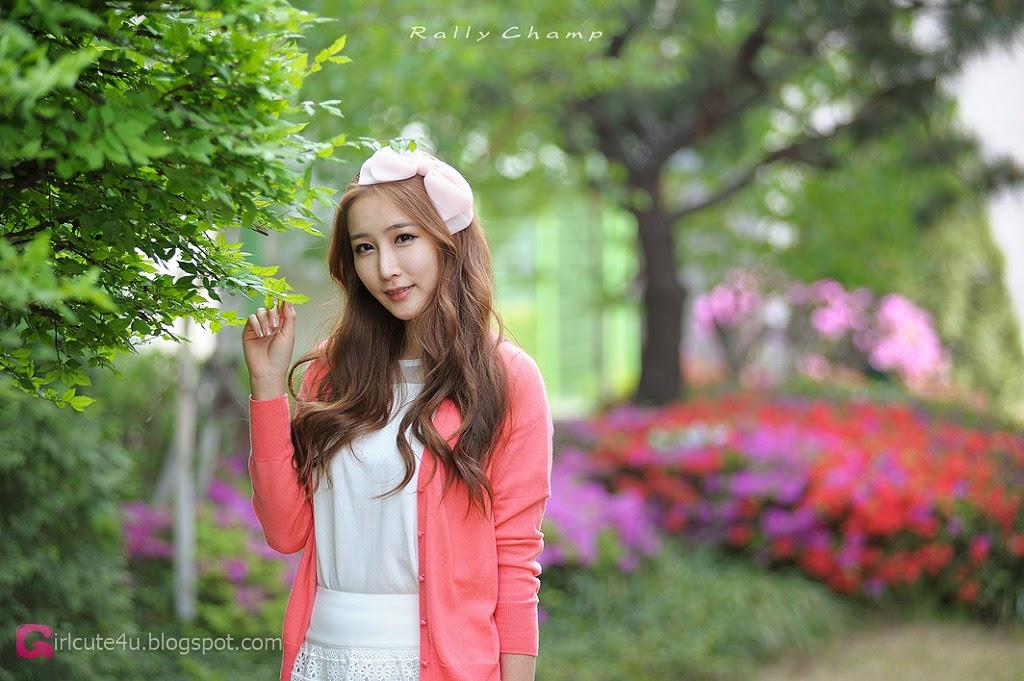 1 Oh Ah Hee - P&I 2014 - very cute asian girl-girlcute4u.blogspot.com
