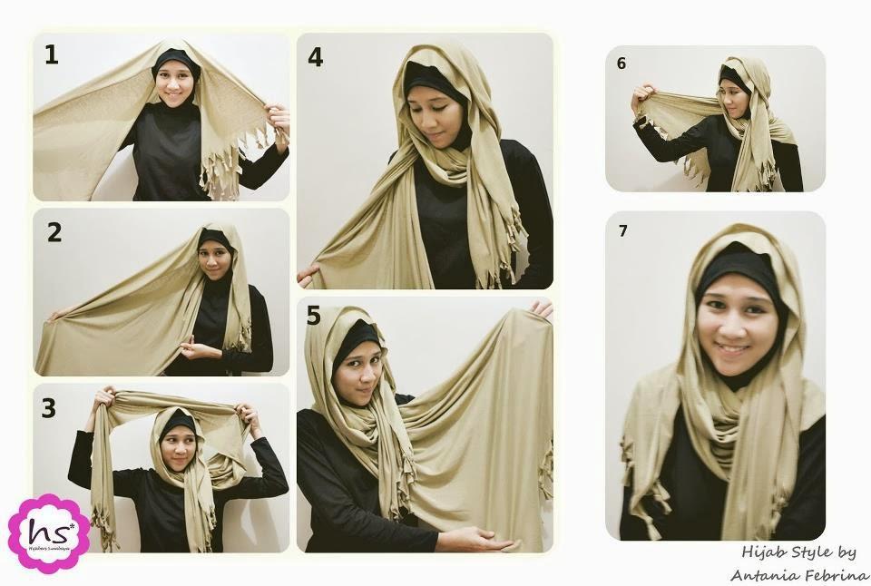 GALAUERS (galau lovers): cara cara berhijab