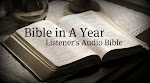 Bible in A Year ~ 10-15 mins each day