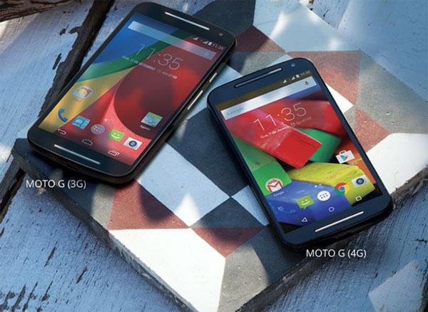 Motorola Moto G 4G (2015) Mulai Dipasarkan