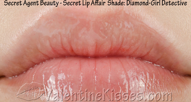 Secret Agent Beauty Lip Affair Shades Swatches Pics
