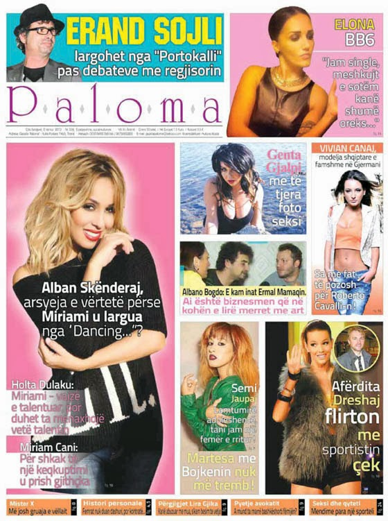Revista PALOMA - 2 Nentor 2013