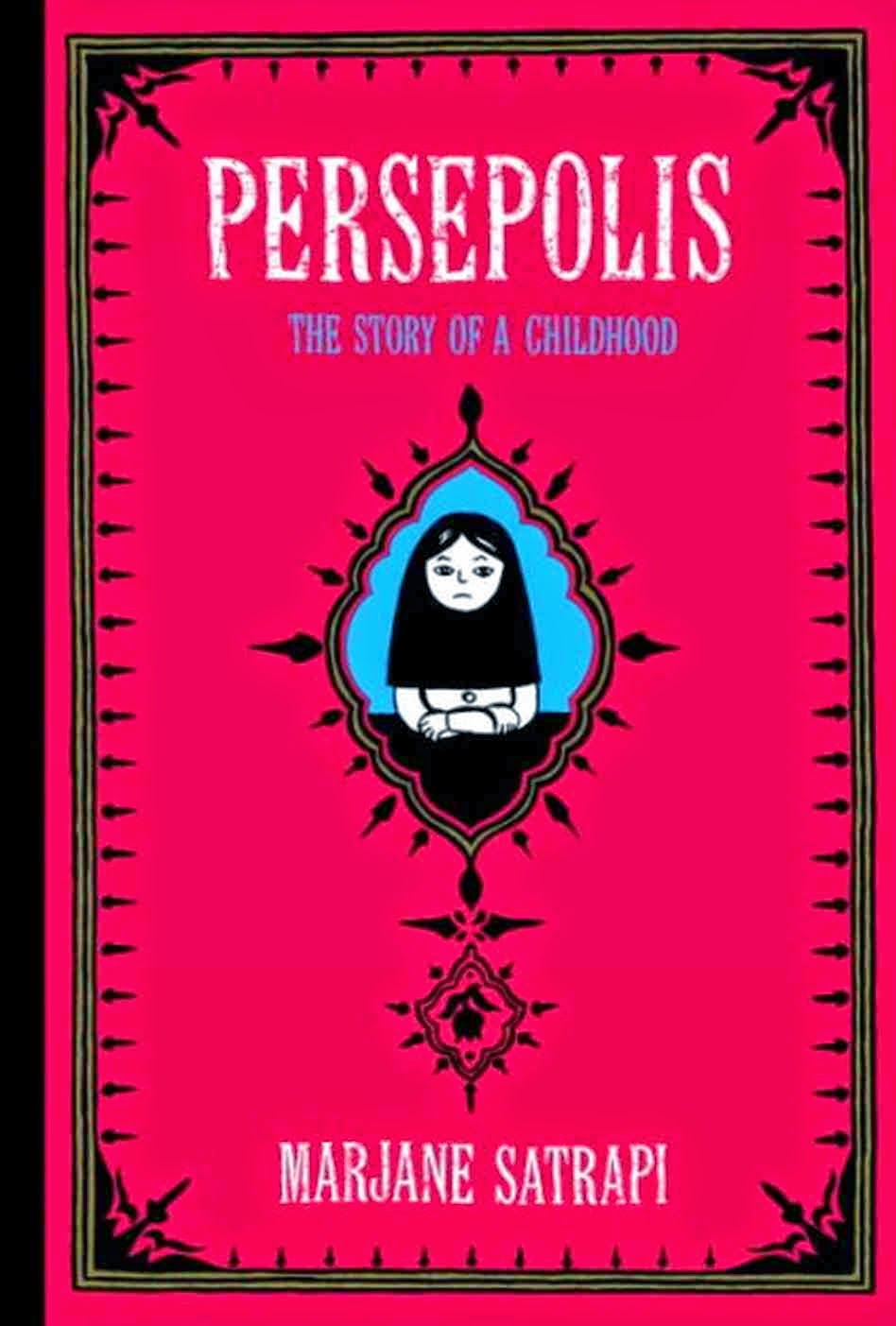 Persepolis Graphic Novel Essay