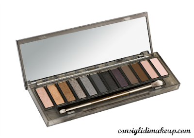 urban decay naked smoky palette ombretti