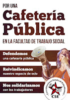 POR UNA CAFETERÍA PÚBLICA EN TRABAJO SOCIAL