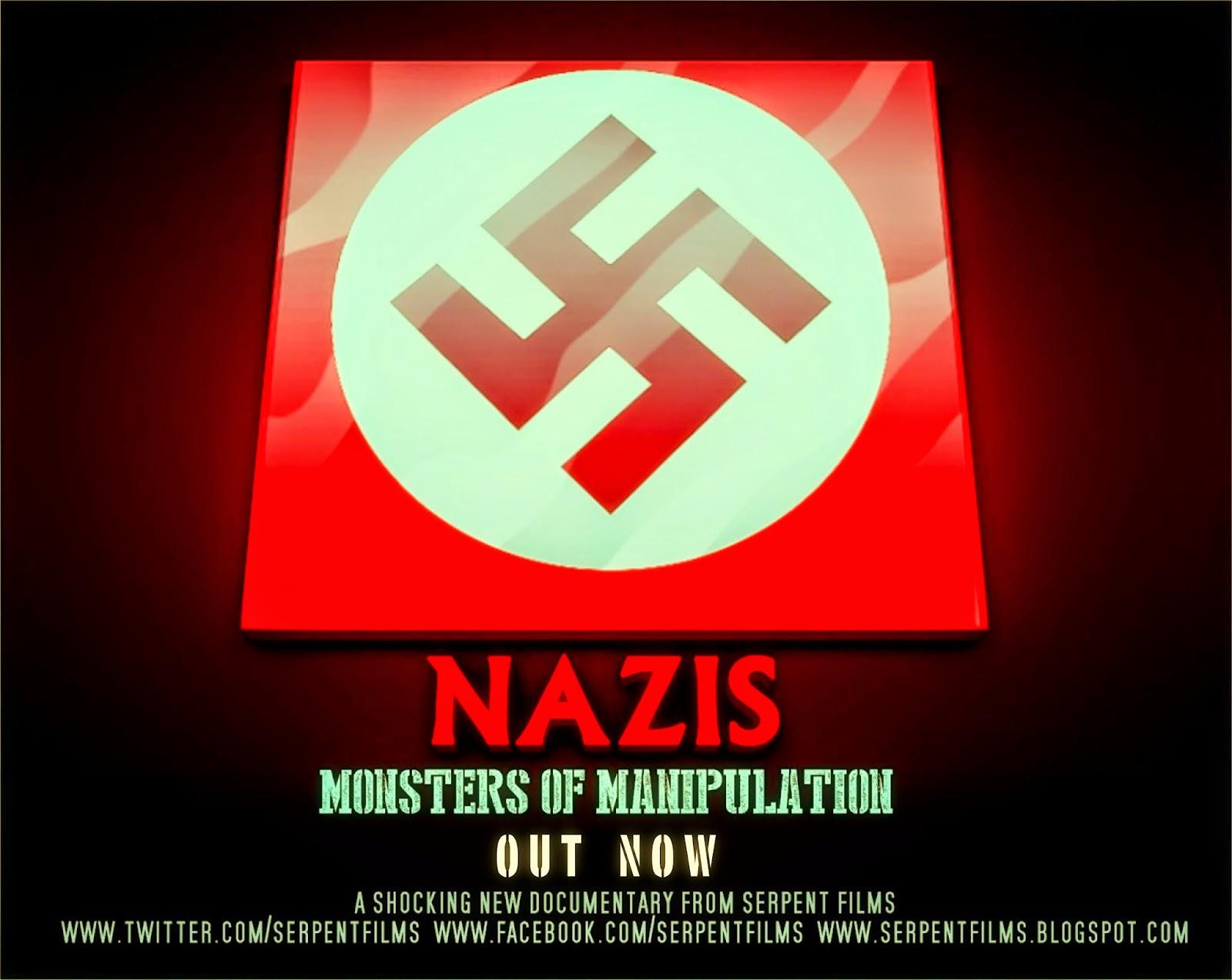http://www.amazon.com/Nazis-Monsters-of-Manipulation/dp/B00KPY0GNC/ref=sr_1_1?ie=UTF8&qid=1401881819&sr=8-1&keywords=nazis+monsters+of+manipulation