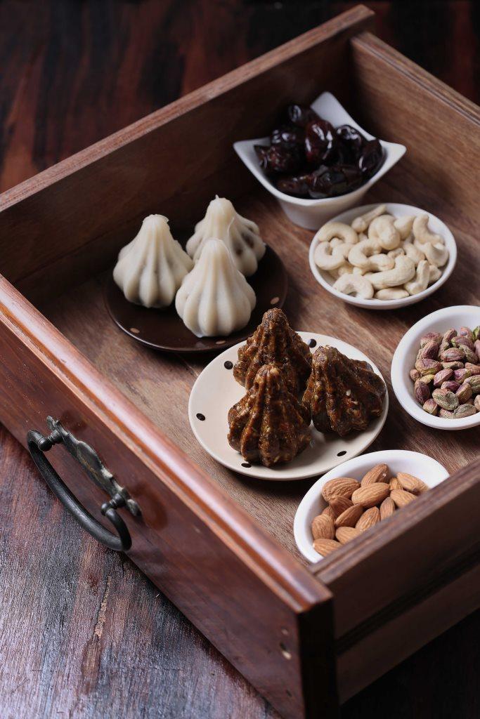Khajoor Modak recipe