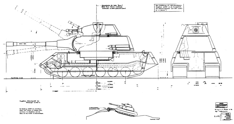 tank archives  ancestors of the maus