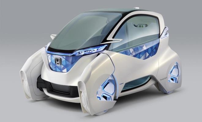 Honda Micro Commuter Concept, 2011 version