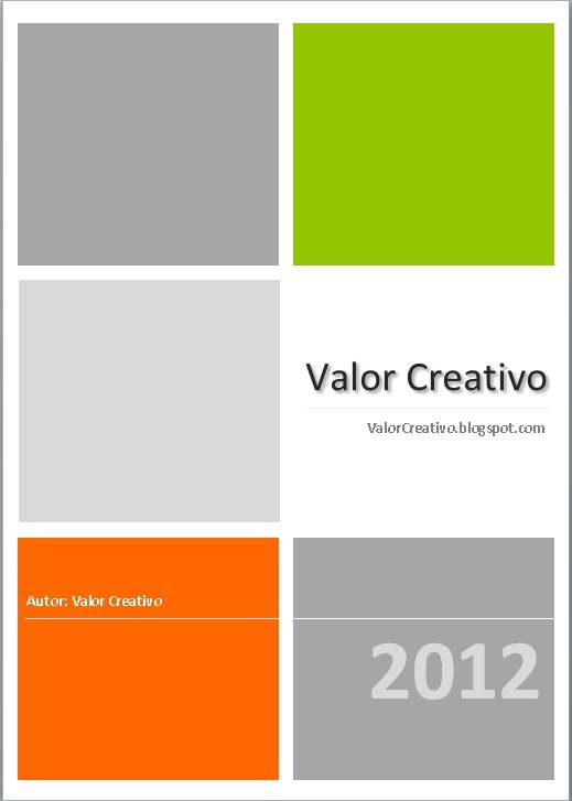 valor creativo portadas