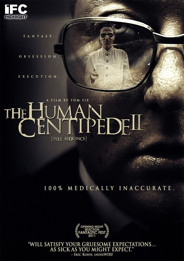 The Human Centipede II Full Sequence