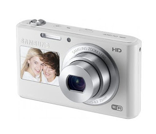 Harga dan Spesifikasi Kamera Digital Terbaru 2013, Samsung DV-150F