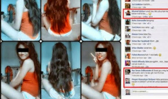 5 Gambar Remaja Sekarang Tidak Tahu Malu Hisap Hisap Dalam Facebook