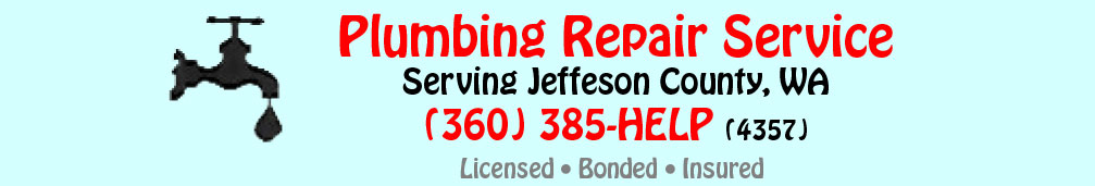 Plumbing Repair Services of Jefferson County