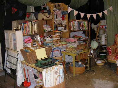 Haven Ilchester stall at Buttercross Vintage Market