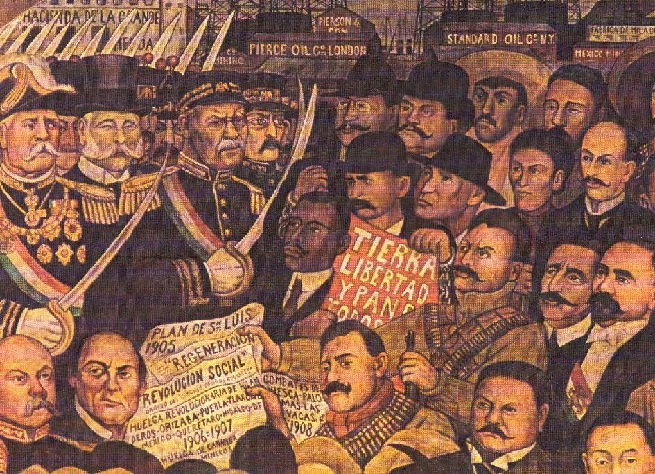 Jose Antonio Bru Blog La Revoluci N Mexicana De Benito