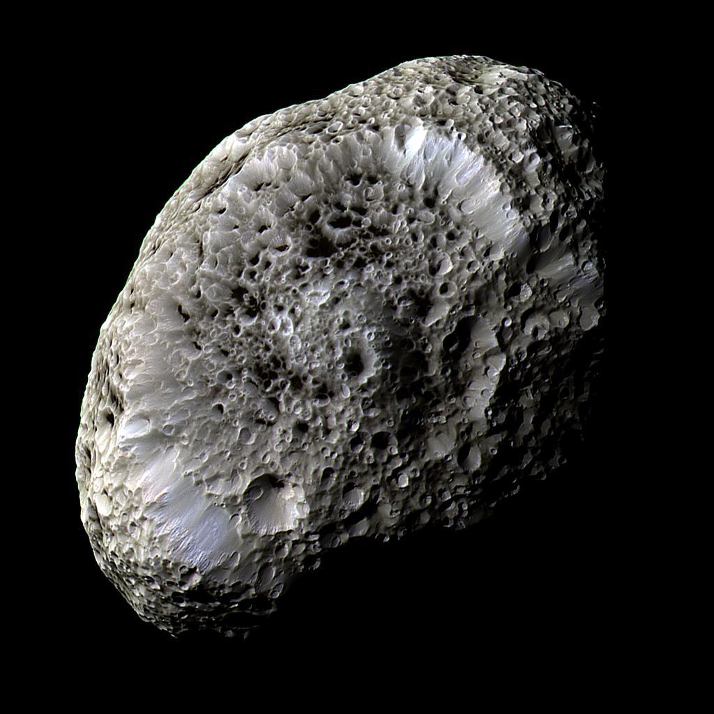 Нереида – луна с самой эксцентрической орбитой в Солнечной системе