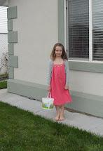 Girl Goes Barefoot Everywhere