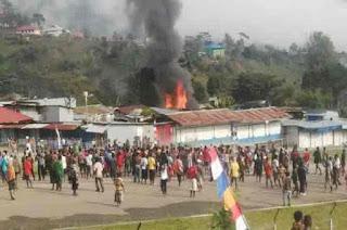 Ini Peran Dua Tersangka Dalam Kasus Pembakaran Masjid Tolikara