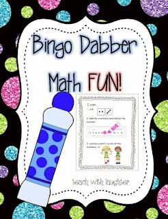 http://www.teacherspayteachers.com/Product/Bingo-Dabber-Math-FUN-799370